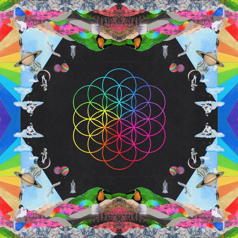 Coldplay, 'A Head Full of Dreams'
