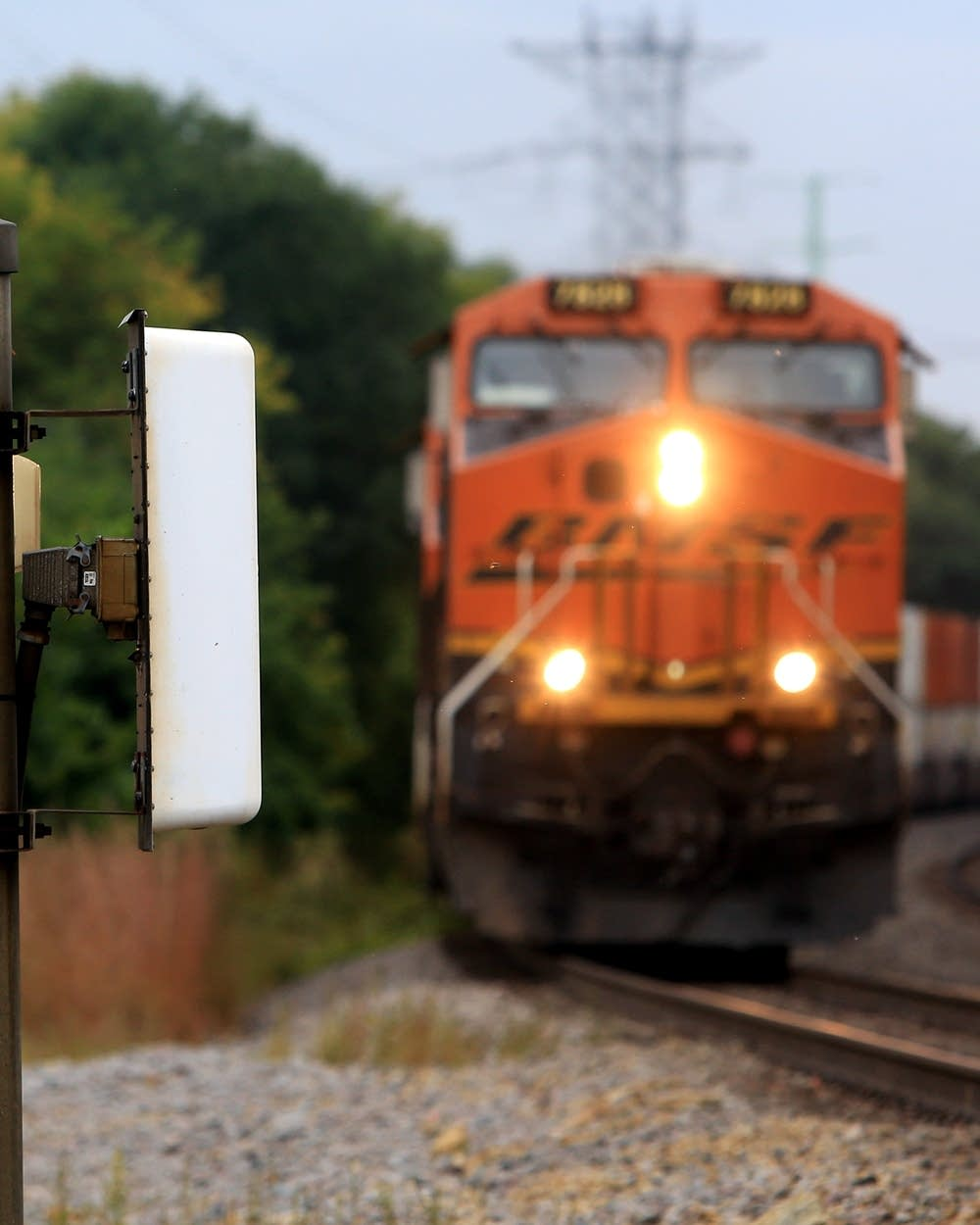 Mystery trains: Crews, communities in the dark on chemical cargo