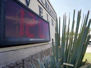 120 degrees in Phoenix