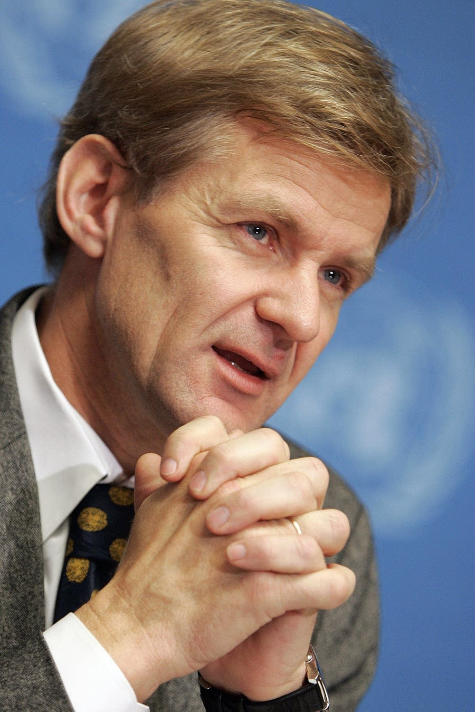 Jan Egeland of the U.N.