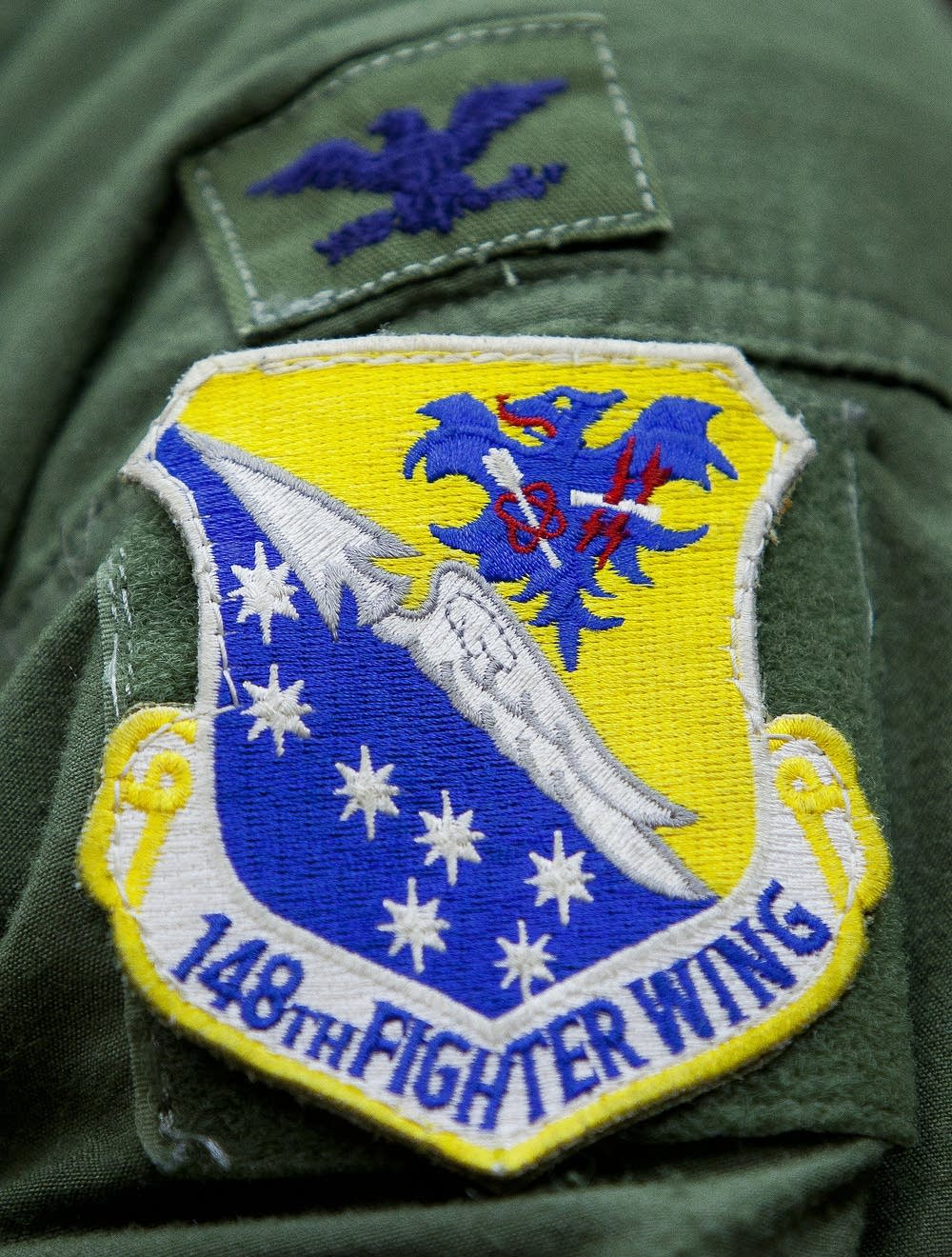 148th Fighter Wing patch