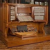 1930 Aeolian pipe organ in the Longwood Gardens Ballroom