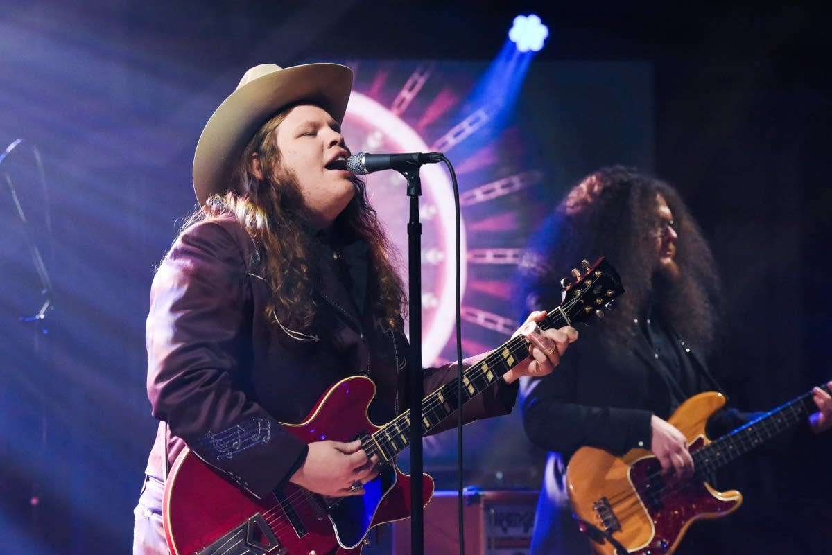 The Marcus King Band on 'The Late Show with Stephen Colbert'