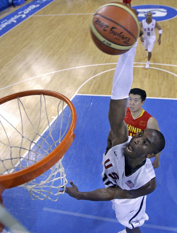 Olympics - Kobe Bryant
