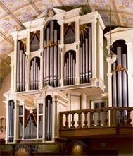 1991 Fisk organ at Palmer Memorial Episcopal Church, Houston, Texas
