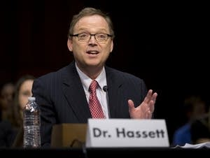 Kevin Hassett, senior fellow and director of Economic Policy