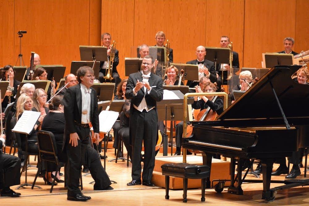 duluth superior symphony orchestra john novacek
