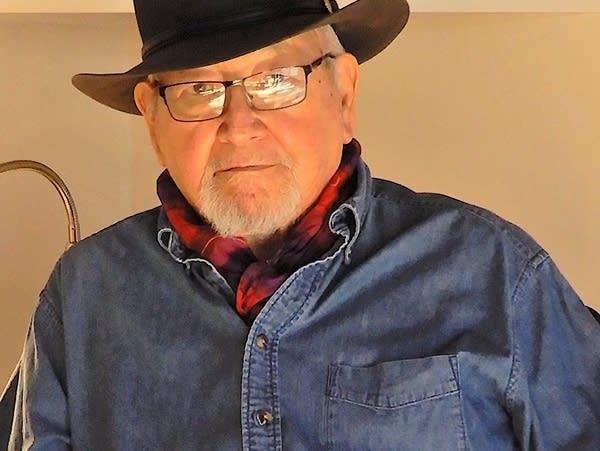 N. Scott Momaday, Pulitzer Prize-winning writer.