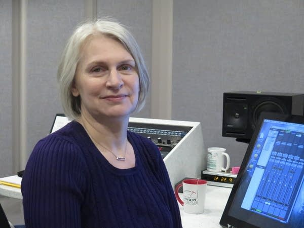 Karen Quale is co-owner of Audio Ruckus, a Minneapolis recording studio.