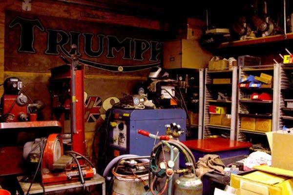 Steve Hamel's tools