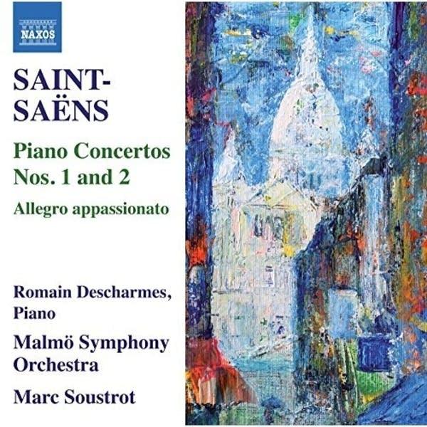 Camille Saint-Saens - Allegro appassionato in C-Sharp minor, Op. 70