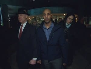 Former Minneapolis police officer Mohamed Noor leaves jail