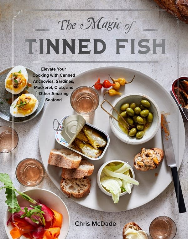 Magic of Tinned Fish Bookcover