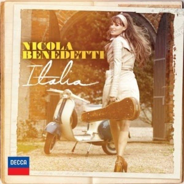Nicola Benedetti - Italia (Decca 16412)