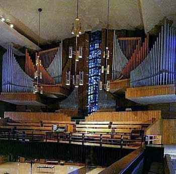 1959 Schlicker organ at Valparaiso University, IN