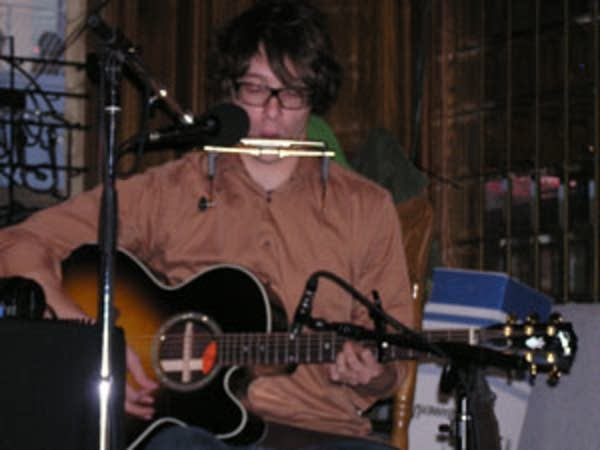 Singer/songwriter Chris Koza