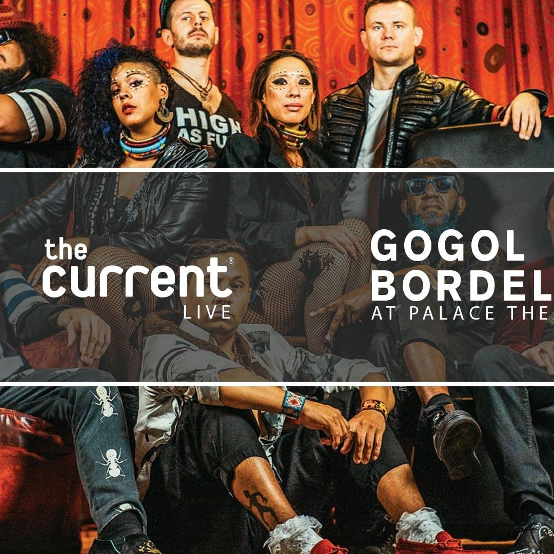 Gogol Bordello Live at Palace Theatre