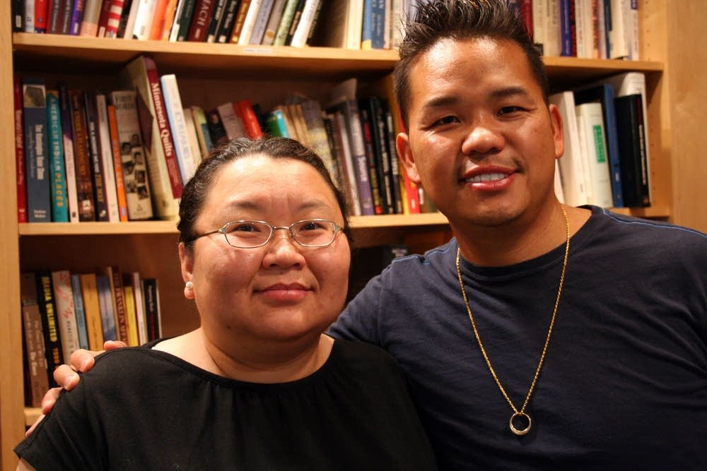 Pakou Hang and Tou Ger Xiong