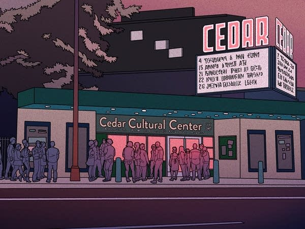 Interview: Aida Shahghasemi on how the Cedar Cultural Center's continuing to foster community
