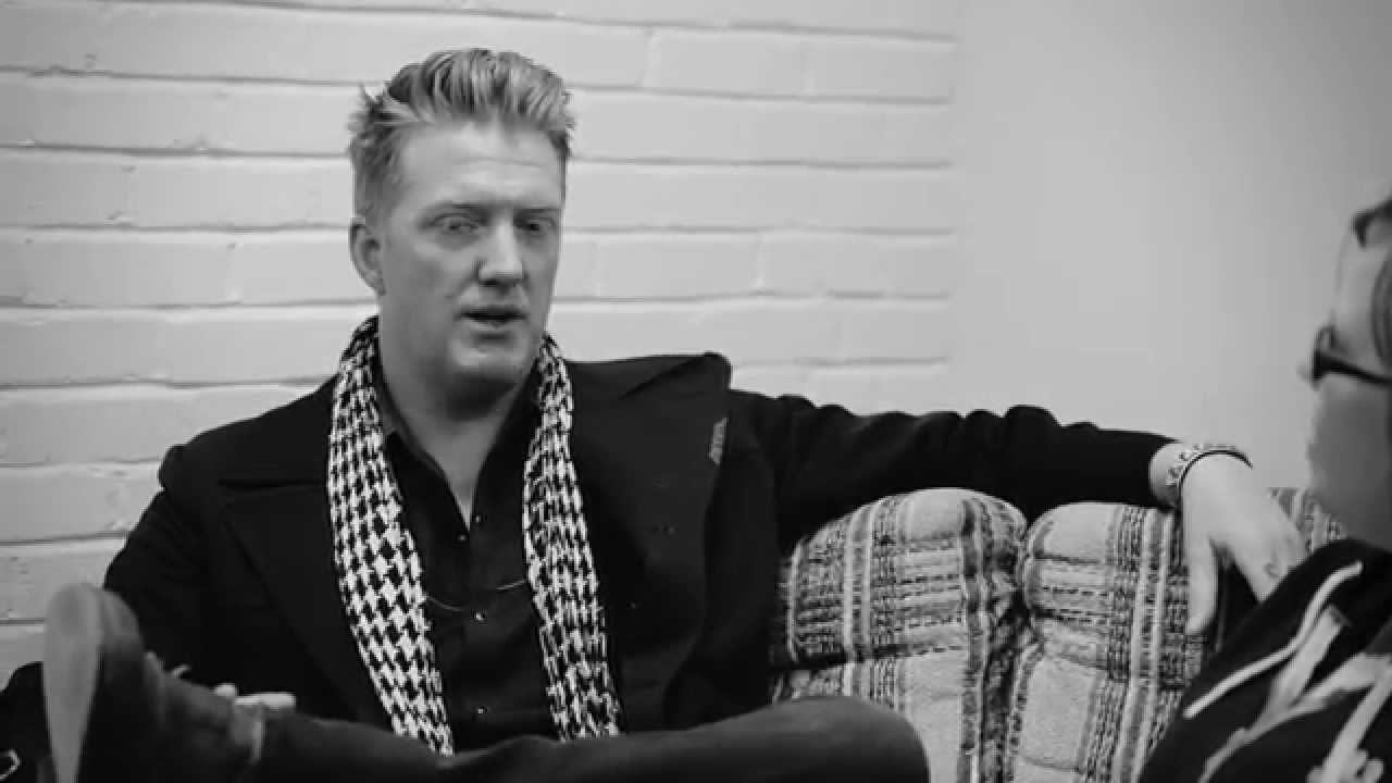 josh homme queens of the stone age jill riley