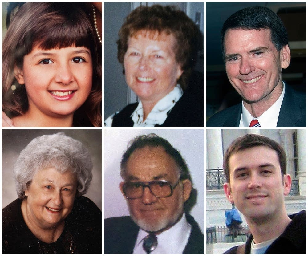 Arizona shooting victims
