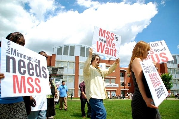 Minnesota School of Science supporters