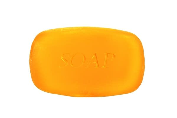 A bar of soap