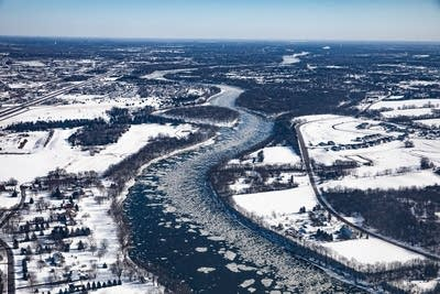 Bird's eye view essential to figuring flood risk