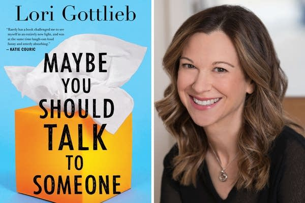 Lori Gottlieb is a trained psychotherapist and author.