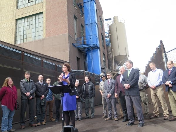 Duluth city officials announce a new energy pilot