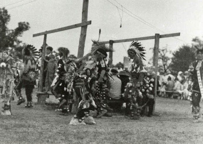Red Lake pow wow