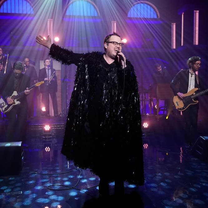 St. Paul and the Broken Bones perform on 'Late Night with Seth Meyers'
