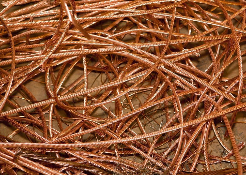 Copper at TLK Industries