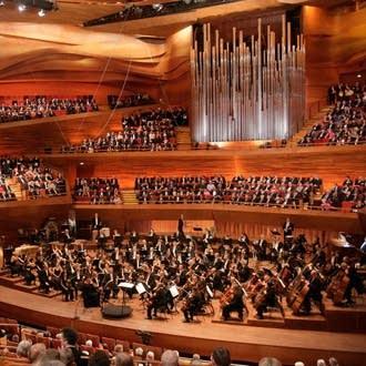 2009 van den Heuvel at the Danish Radio Concert Hall, Copenhagen, Denmark