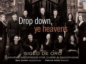 """Drop Down, Ye Heavens"""