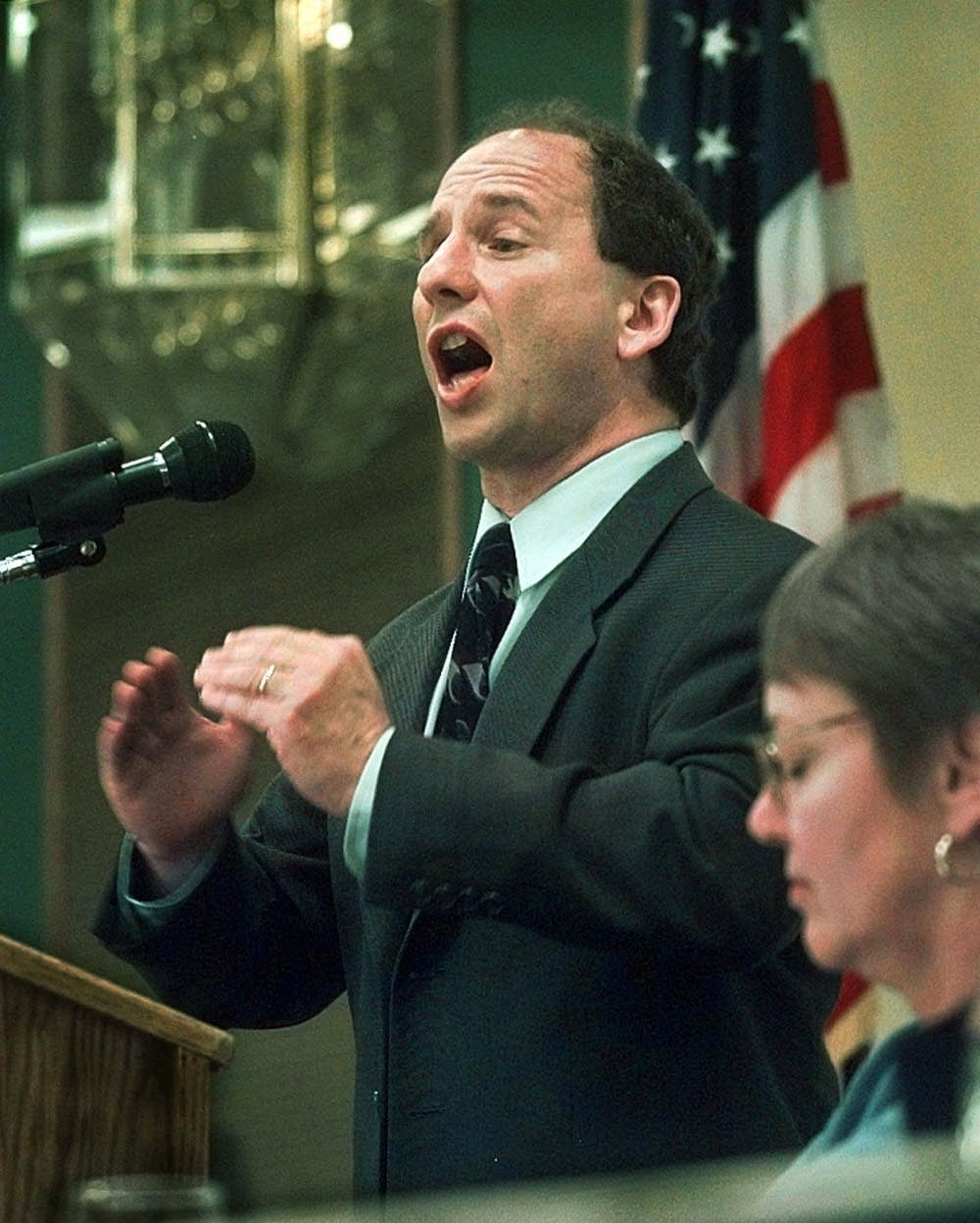 Sen. Paul Wellstone