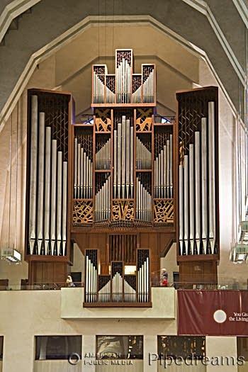 1960 Beckerath organ at Saint Joseph's Oratory, Montreal, Quebec, Canada