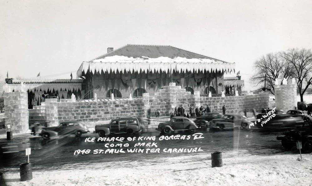 Ice palace 1948