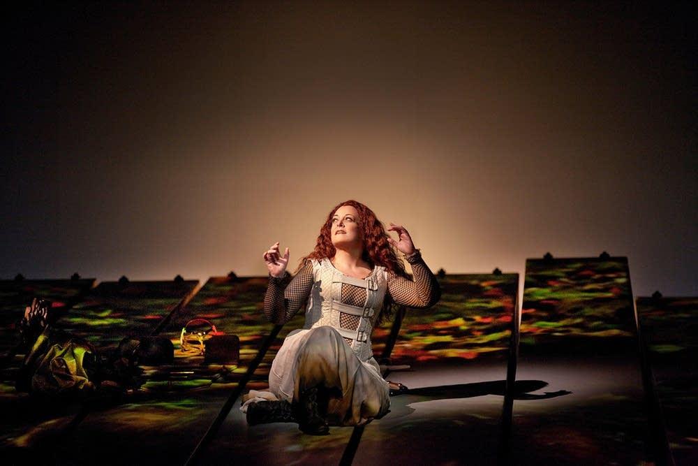 Deborah Voigt as Brunnehilde