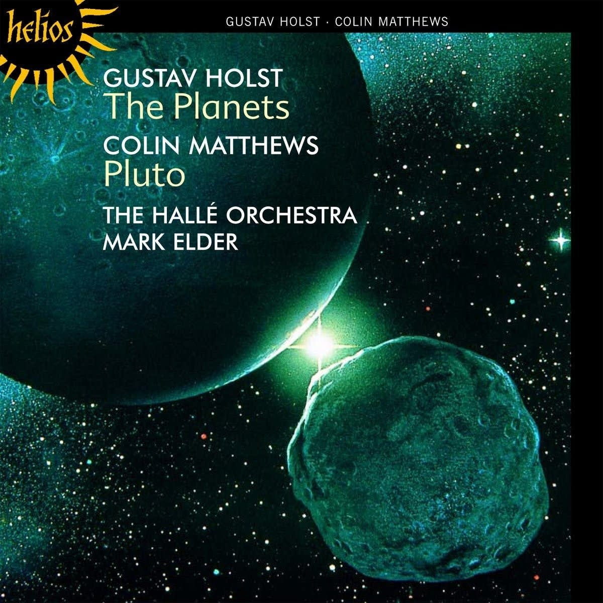 Mark Elder's recording of Holst's 'The Planets'