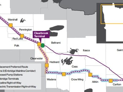 State better off without Enbridge oil pipeline, Dayton