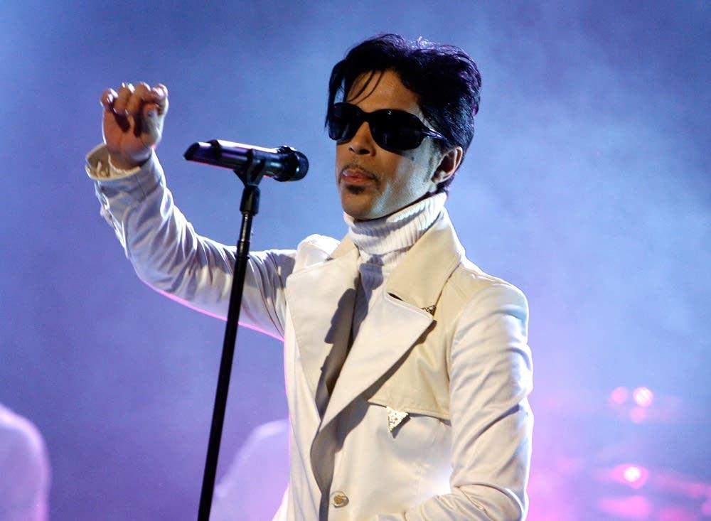 Prince in Pasadena