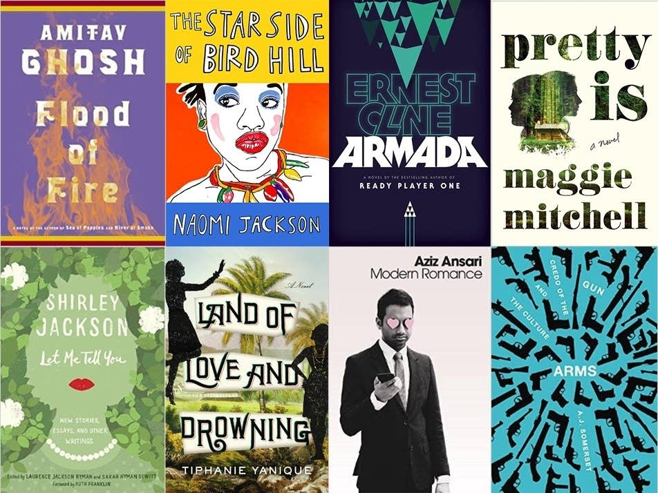 Summer releases we're reading to get lost in