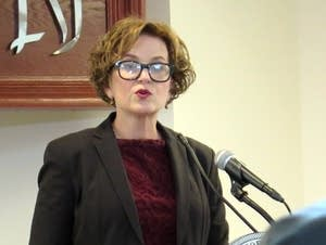 Mayor Betsy Hodges presented her annual state of the city address.