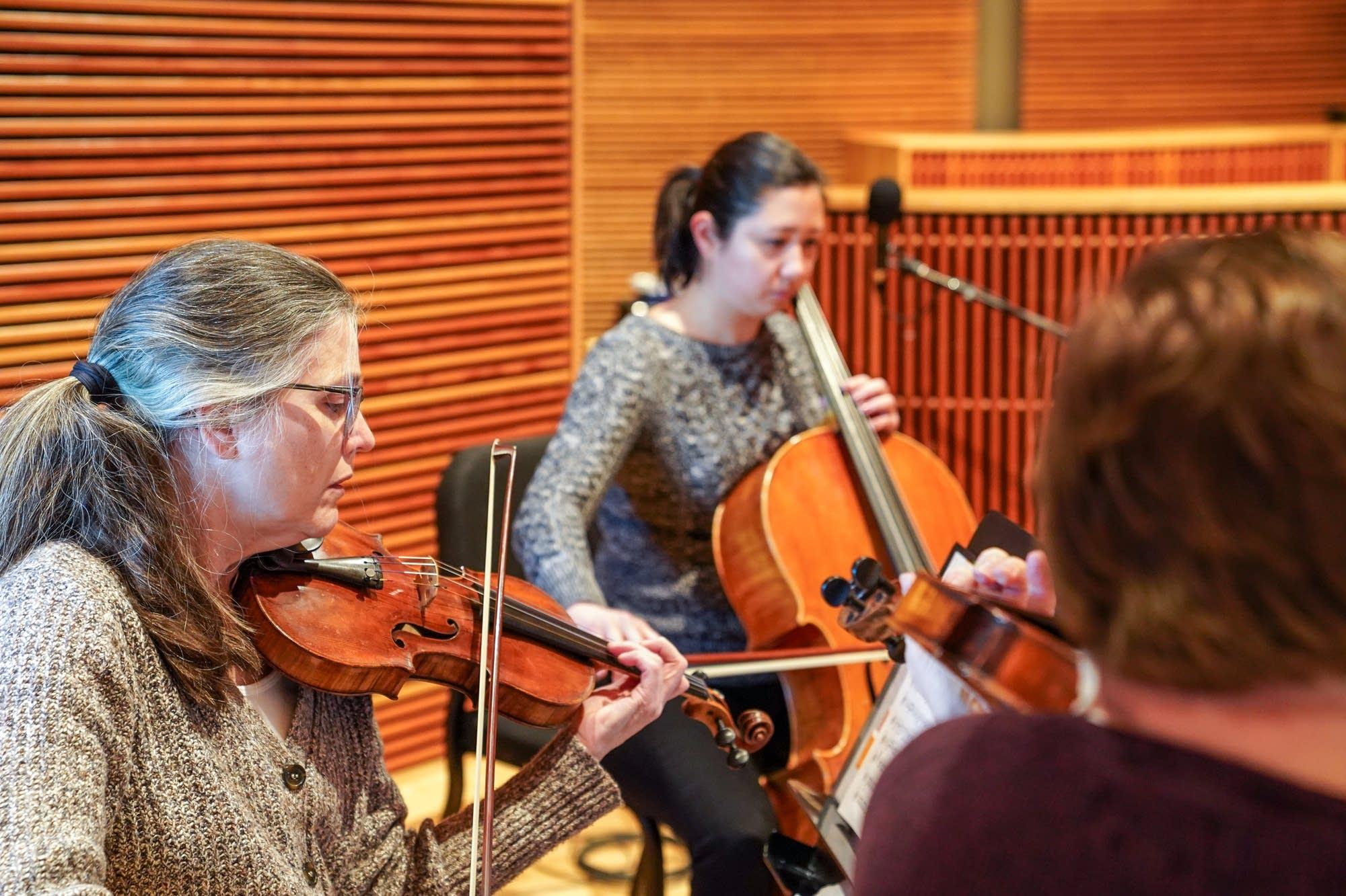 The Artaria Quartet plays Beethoven