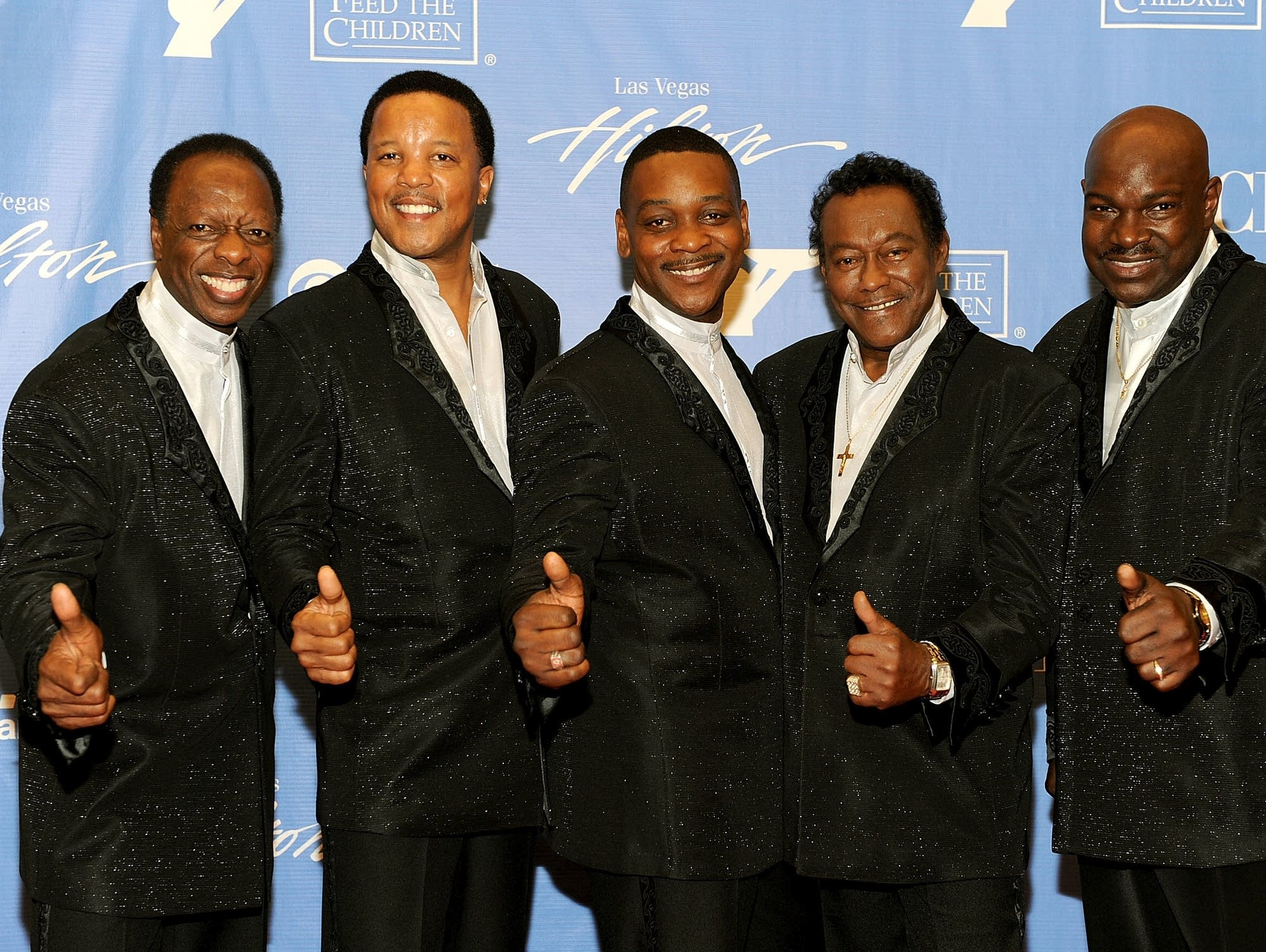 The Spinners in Las Vegas, 2010.