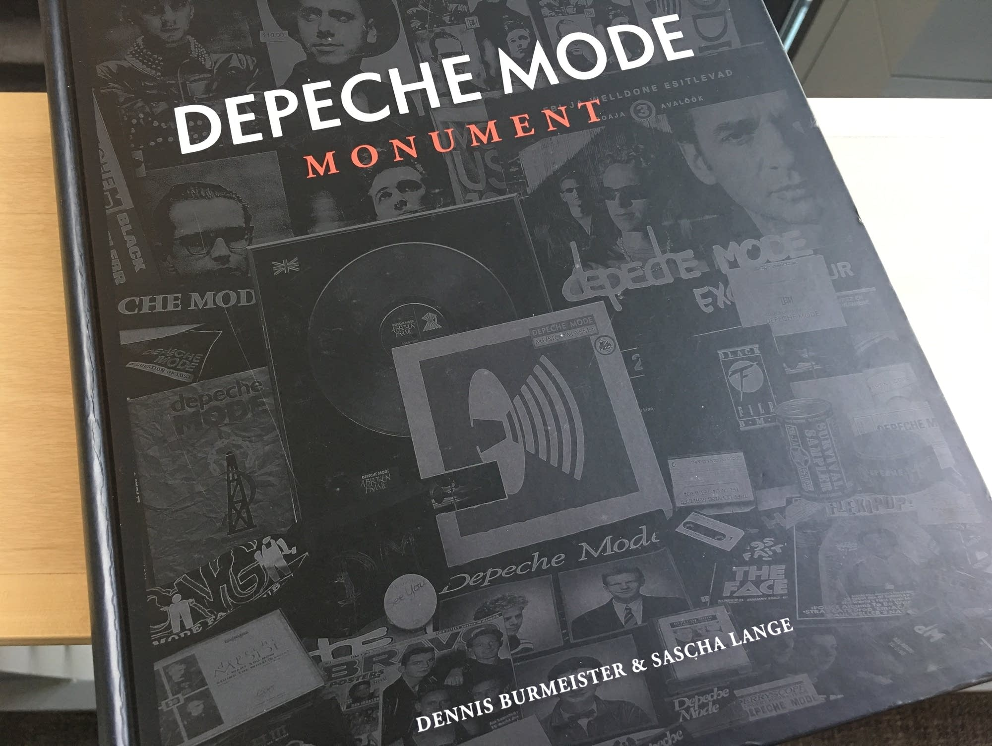 'Depeche Mode: Monument' chronicles four decades.