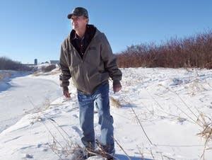 Farmer Walt Kellen
