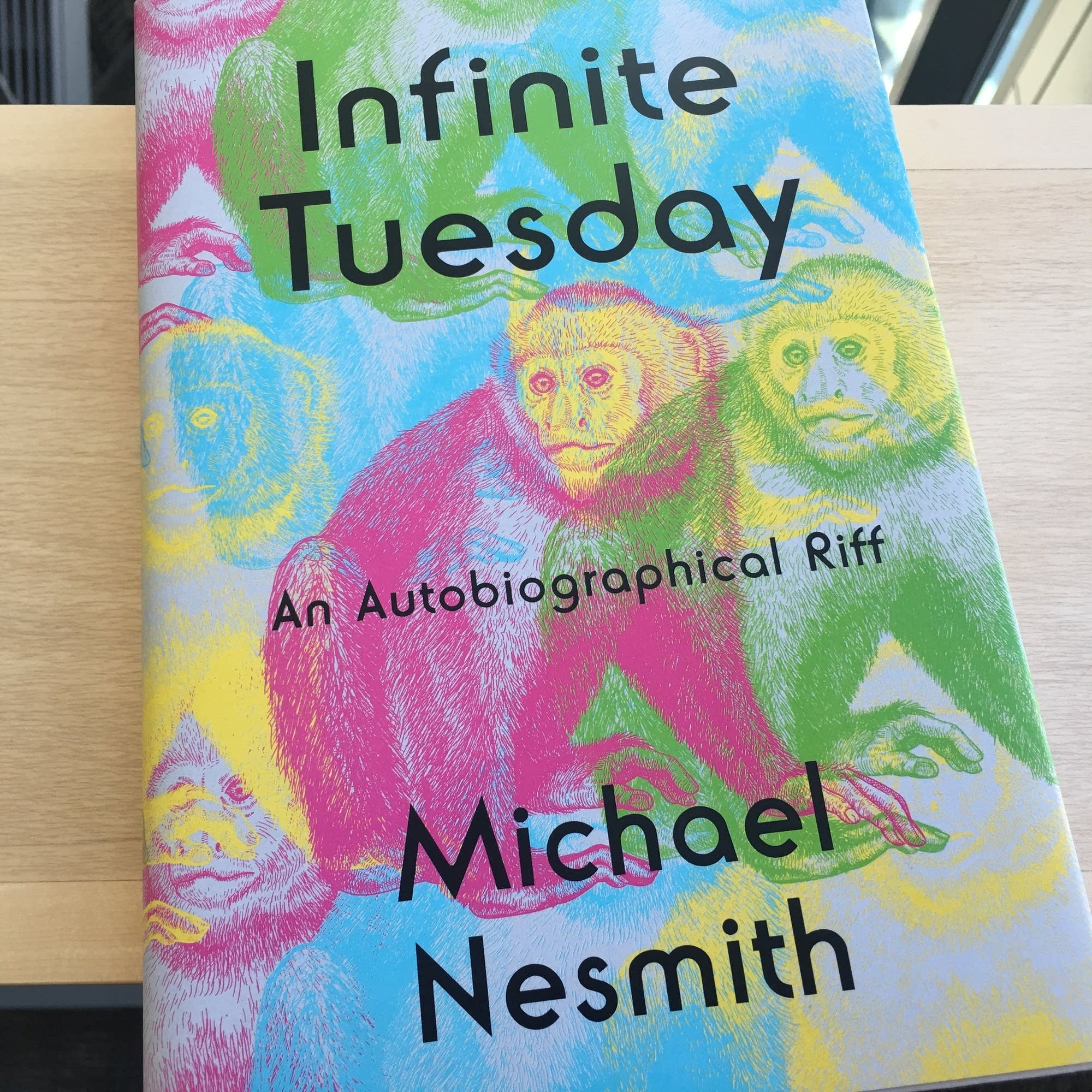 Michael Nesmith's 'Infinite Tuesday.'