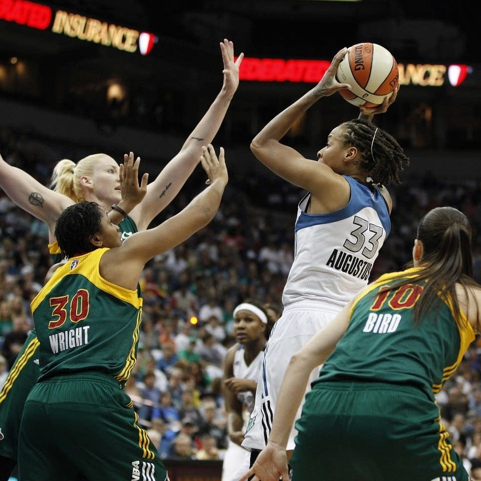 The Minnesota Lynx